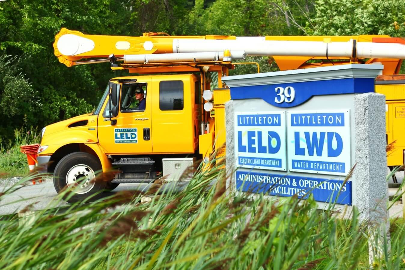 Littleton Electric Light & Water Departments | Littleton LELWD