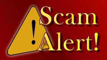 Customer Scam Alert! Click here for details
